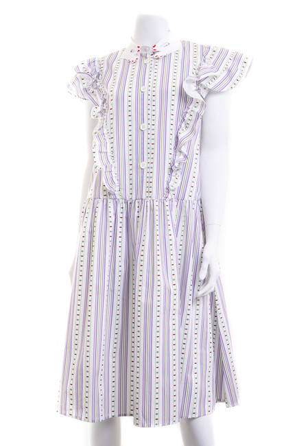 Item - Multicolor Printed Mid-length Casual Maxi Dress Size 0 (XS)