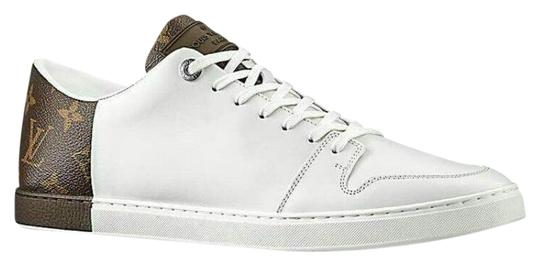 Louis Vuitton white , brown Athletic Image 0
