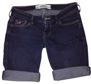 Hollister Shorts Dark Wash