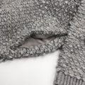 Lucky Brand Outdoor Travel Warm Winter Chic Grey Jacket Image 4