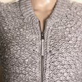 Lucky Brand Outdoor Travel Warm Winter Chic Grey Jacket Image 5