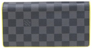Louis Vuitton Louis Vuitton Brazza Damier Graphite Wallet