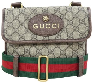 Gucci Ophidia Canvas Cross Body Bag