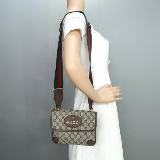Gucci Ophidia Canvas Cross Body Bag Image 11