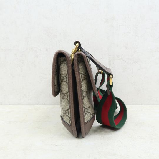 Gucci Ophidia Canvas Cross Body Bag Image 3