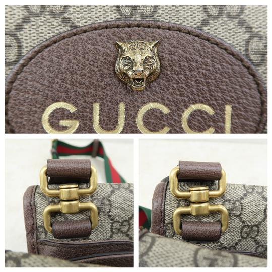Gucci Ophidia Canvas Cross Body Bag Image 8
