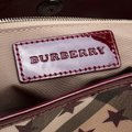 Burberry Pvc Canvas Tote in Tan Image 7
