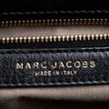 Marc Jacobs Leather Fabric Black Clutch Image 5