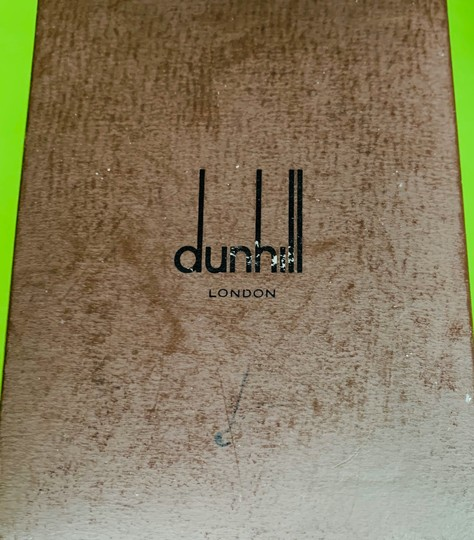 Alfred Dunhill Sterling Silver Keychain Image 3