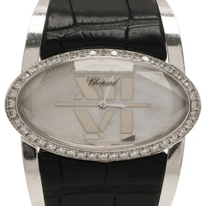 Chopard Chopard White Stainless Steel Women's Wristwatch 36MM