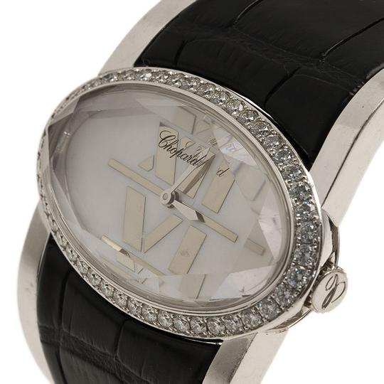 Chopard Chopard White Stainless Steel Women's Wristwatch 36MM Image 1