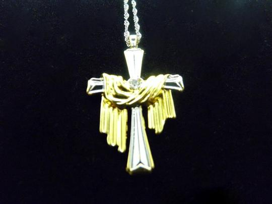 Other Cross With Cloth Pendant/Necklace Image 1