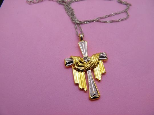 Other Cross With Cloth Pendant/Necklace Image 2