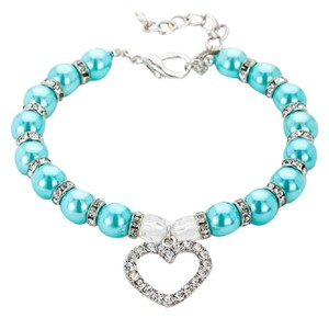 Other Lake blue Puppy Pet Dog /Cat Collar