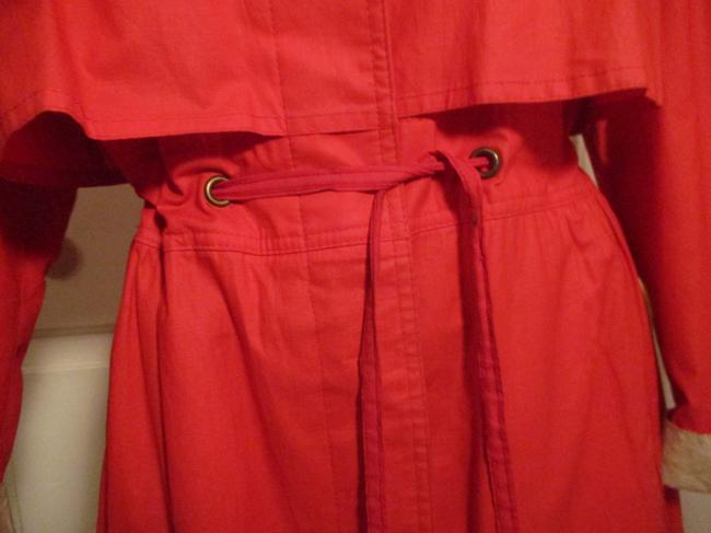 Carol Cohen Trench Vintage Oneam003 11/26/19 Raincoat Image 3