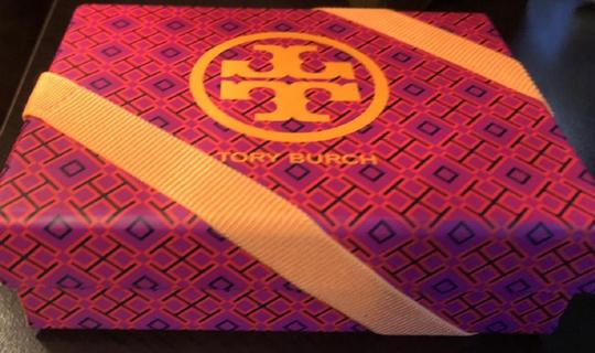 Tory Burch New In Gift Box--no Tags-triple Strand Treva Logo- Image 10