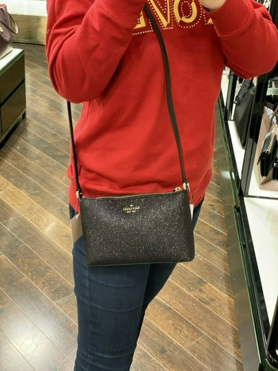 Kate Spade Ks Glitter Cross Body Bag Image 1