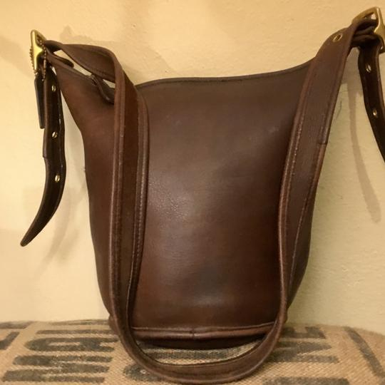 Coach brown Messenger Bag Image 1