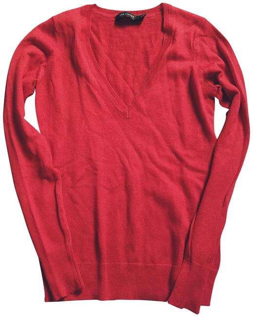 Preload https://img-static.tradesy.com/item/26427471/the-limited-red-sweater-0-1-650-650.jpg