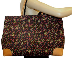 Stubbs & Wootton Tote in Multi Color