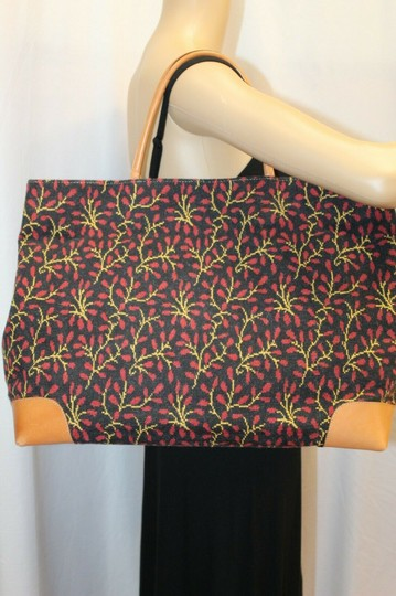Stubbs & Wootton Tote in Multi Color Image 1
