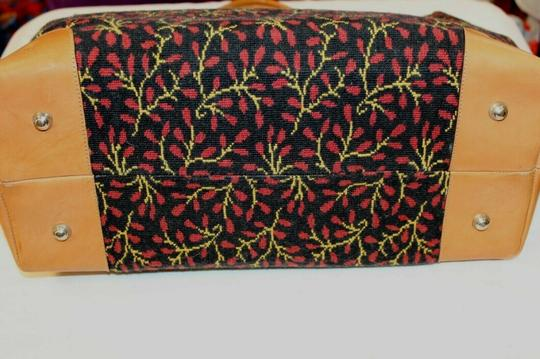 Stubbs & Wootton Tote in Multi Color Image 3