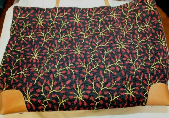 Stubbs & Wootton Tote in Multi Color Image 7