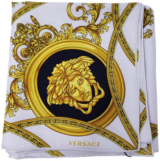 Preload https://img-static.tradesy.com/item/26427528/versace-gold-white-multicolor-coupe-des-dieux-scarfwrap-0-3-540-540.jpg