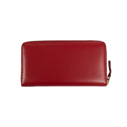 COMME des GARÇONS Leather Zip Around Wallet Image 1