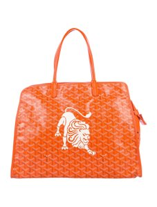 Goyard Tote in Orange