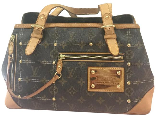 Item - Limited Tote Multicolor Leather Satchel