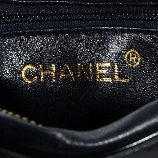 Chanel Vintage Quilted Tassel Cross Body Bag Image 10