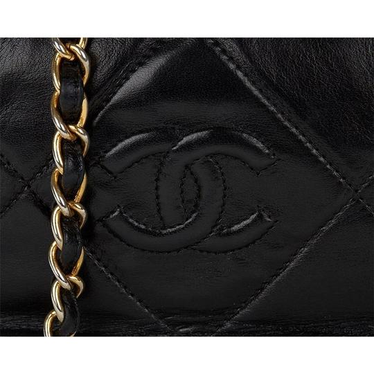 Chanel Vintage Quilted Tassel Cross Body Bag Image 6
