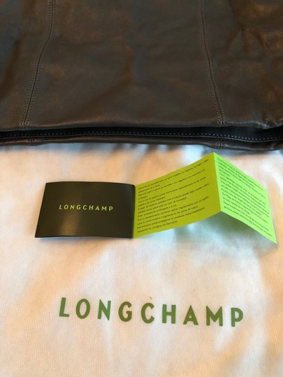 Longchamp Tote in Charcoal gray Image 8