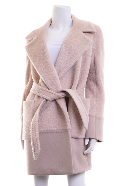 Item - Pink Blush Cashmere Coat Size 6 (S)