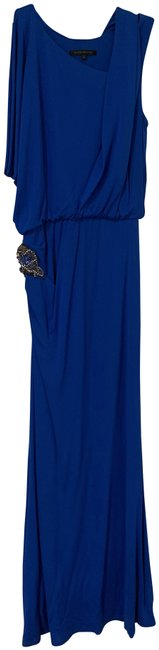 Item - Blue Formal Dress Size 4 (S)