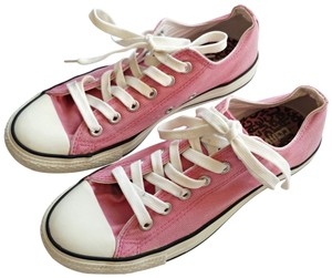 Converse Low Top All Star Pink Athletic