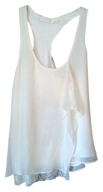 MM Couture Top white