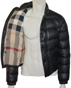 Burberry Mens Mens Puffer Coat
