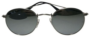 Ray-Ban Brand New Ray-Ban 019/30 50mm ROUND Silver/Mirror Silver Sunglasses
