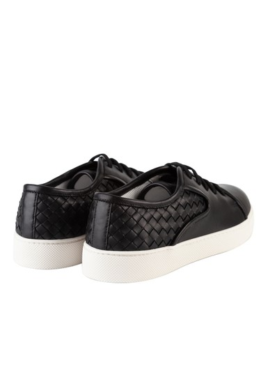 Bottega Veneta Black Athletic Image 1