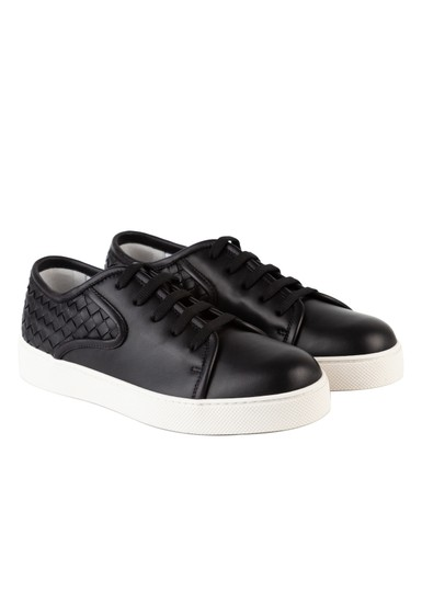 Bottega Veneta Black Athletic Image 2