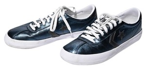 Converse Ortholite Blue Fir Metallic Athletic