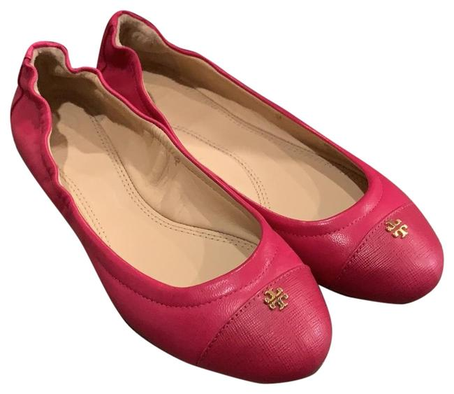 Item - Pink York Ballet Wedges Size US 7 Regular (M, B)
