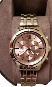 Citizen Citizen Pink Dial Stainless Steel Ladies Watch FA0020 54X