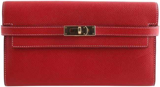 Item - Red Kelly Classic Wallet