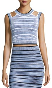 Ronny Kobo Collection Top Blue