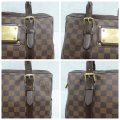 Louis Vuitton Lv Ebene Berkeley Canvas Shoulder Bag Image 8