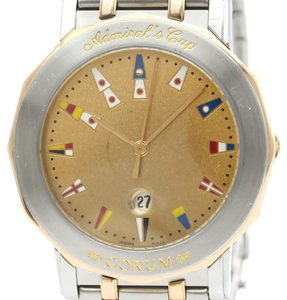 Corum Corum Admiral's Cup Quartz Pink Gold (18K),Stainless Steel Men's Dress Watch 99.430.24