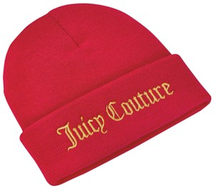 Juicy Couture Logo Knit Beanie